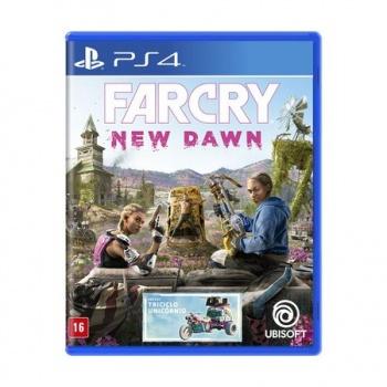 Jogo Farcry New Dawn - Ps4