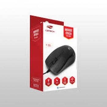 Mouse Optico MS-10RD USB - C3tech