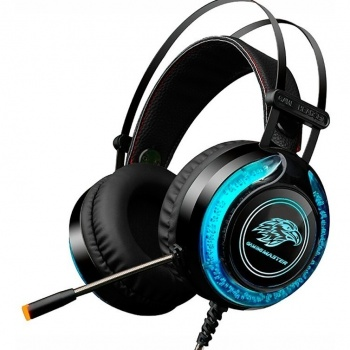 Headset Gamer ARS9 Preto - K-MEX