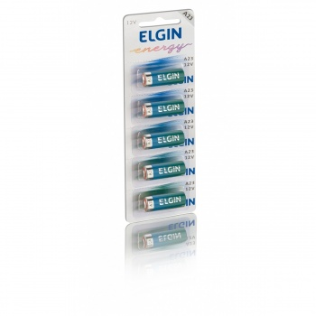 Bateria Alcalina 12v A23 - ELGIN