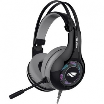 Headset Gaming Heron 2 Preto PH-G701v2 - C3 TECH