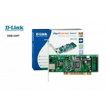 Placa de rede 10/100/1000 PCI-DGE-528T D-Link