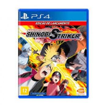 Jogo Naruto To Boruto: Shinobi - PS4