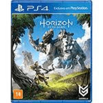 Jogo Horizon Zero Down - PS4