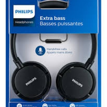 Headphone c/ microfone SHL5005/00 Preto - PHILIPS