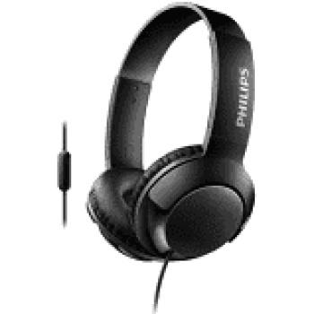 Headphone com microfone SHL3075BK/00 Preto - PHILIPS