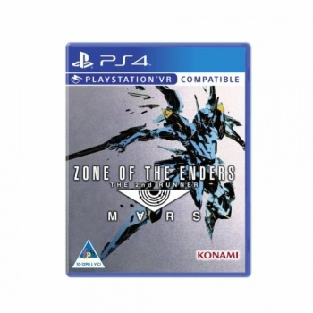 Jogo Zone of the enders - PS4