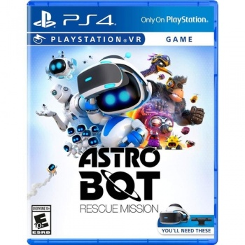 Jogo Astro Bot - PS4