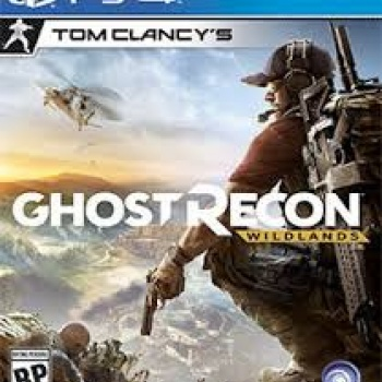 Jogo Ghost Recon - PS4