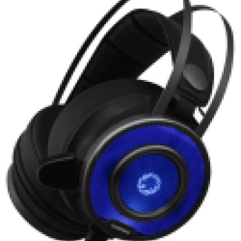 Headset Gamer C\Microfone G200 Preto\led - GAMEMAX