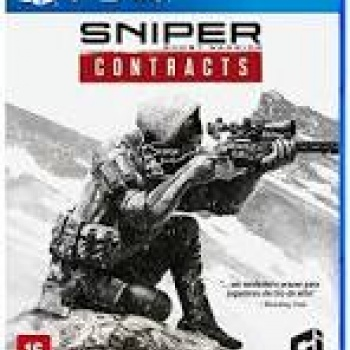 Jogo Snipper Ghost Warrior Contracts - PS4
