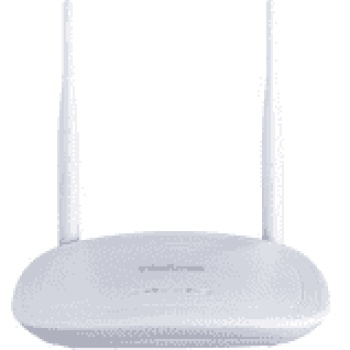 Roteador Wireless IWR300N 300MBPS - INTELBRAS