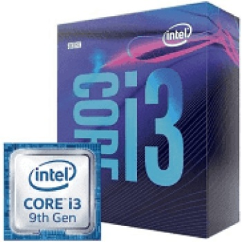 Processador i3-9100F Coffee Lake LGA1151 - BOX INTEL