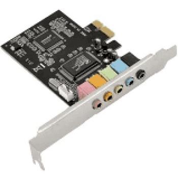 Placa de Som PCI Express - OEM