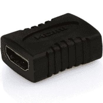 Adaptador Emenda HDMI Femea x HDMI Femea - EXBOM