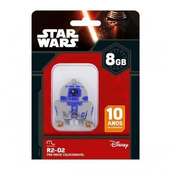Pen Drive Star Wars - R2D2 8GB