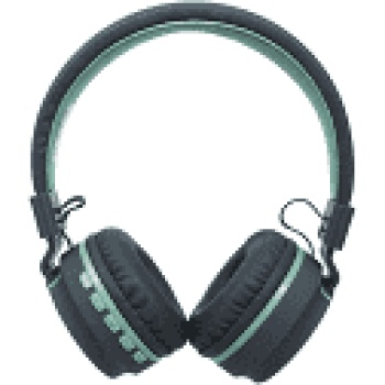 Headset Bluetooth Candy HS 310 Cinza/Verde- OEX