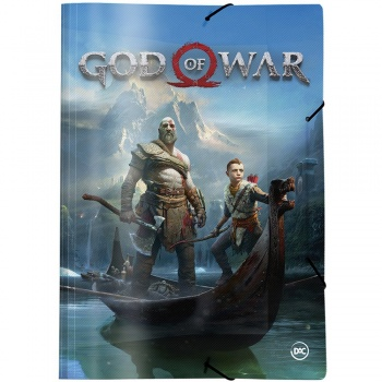 Pasta aba elastica s/lombo God of War 2561