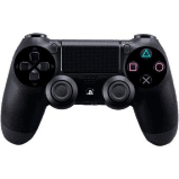 Controle Sem Fio Dualshock4 - JET BLACK - SONY
