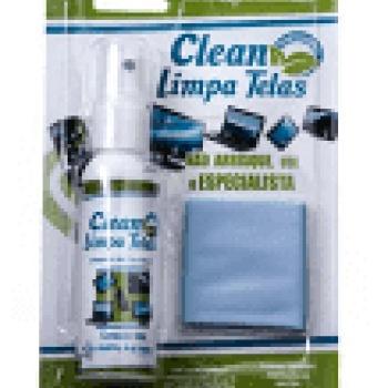 Clean Limpa Telas - IMPLASTEC