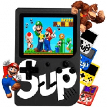 Mini Game Portatil 600 Jogos em 1 - SUP GAMEBOX