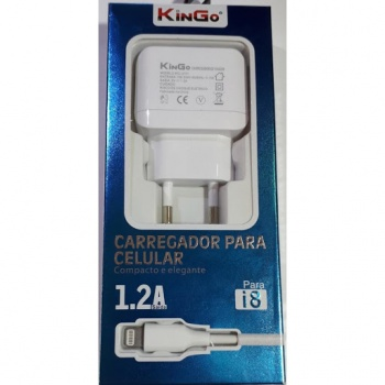 Carregador para Iphone - KINGO