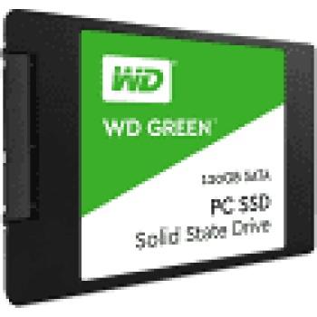 SSD 120GB - WD GREEN