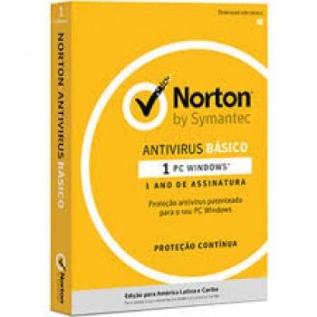 Antivirus Basico 1 Disp. - NORTON