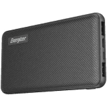 Power Bank 10.000 mAh Cinza - ENERGIZER