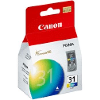 Cartucho de tinta Canon 31 - Colorido