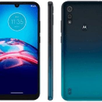 Celular Moto E6s 32GB Azul - MOTOROLA