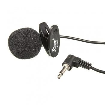 Mini Microfone de lapela - KP-911 - KNUP