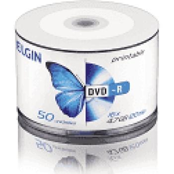 DVD Printable 4,7GB c/50 - ELGIN
