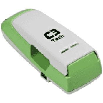 Carregador 2 pilhas AA ou AAA Usb - CHG2 - C3TECH