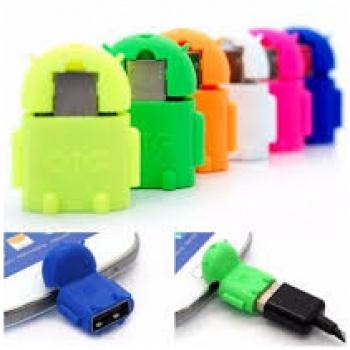 Cabo OTG para Micro USB