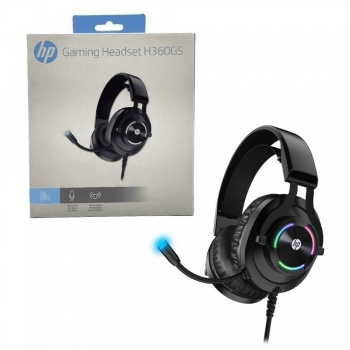 Headset Gamer H360GS - HP